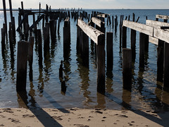 Provincetown - pilings