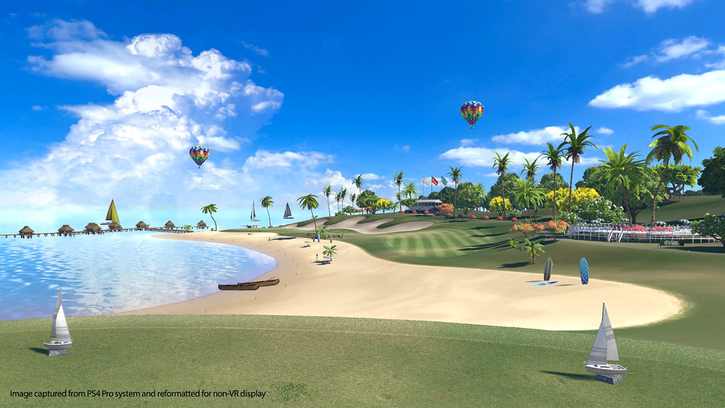 Everybody's Golf (PS VR)