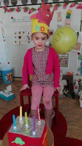 2019 - 03 - 29 Hanne is jarig (1)