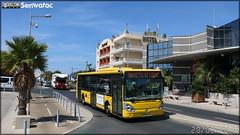 Irisbus Citélis 12 - CarPostal Bassin de Thau / Sète Agglopôle Méditerranée n°61