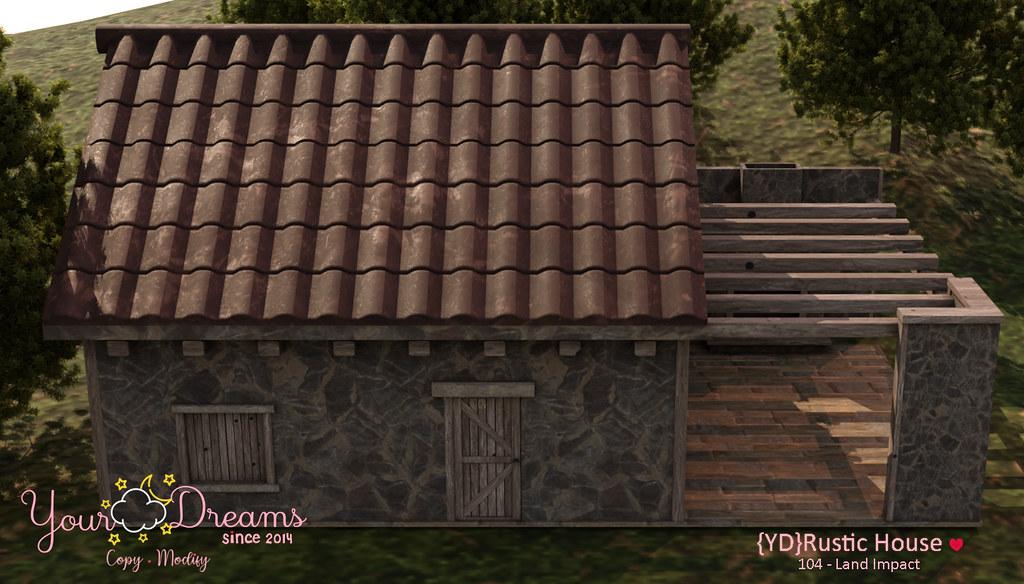 {YD}Rustic House