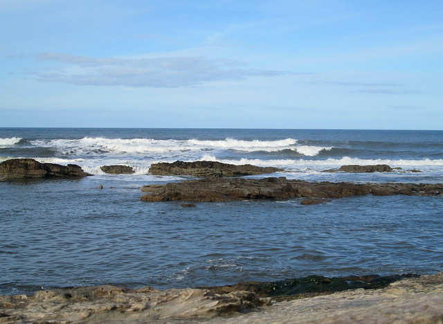 Cove sea , Cockburnspath, Berwickshire, Scotland