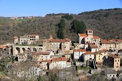 43 Auzon - Village