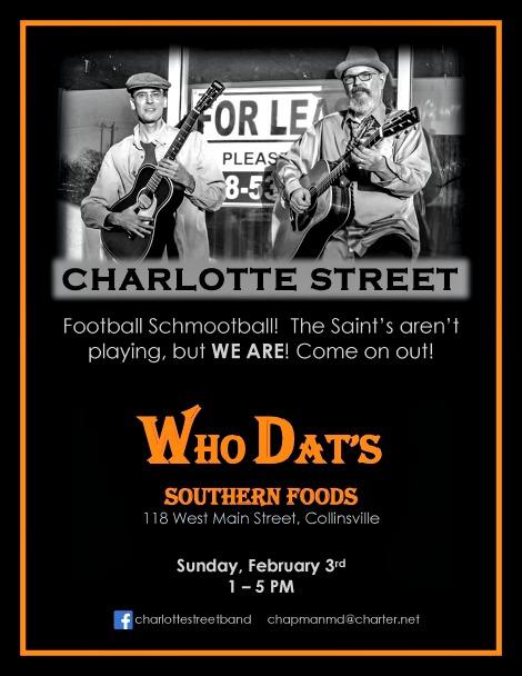 Charlotte Street 2-3-19