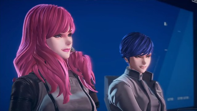 Astral Chain - Hot Girls