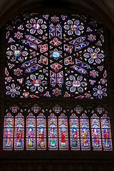 The North Rose Window