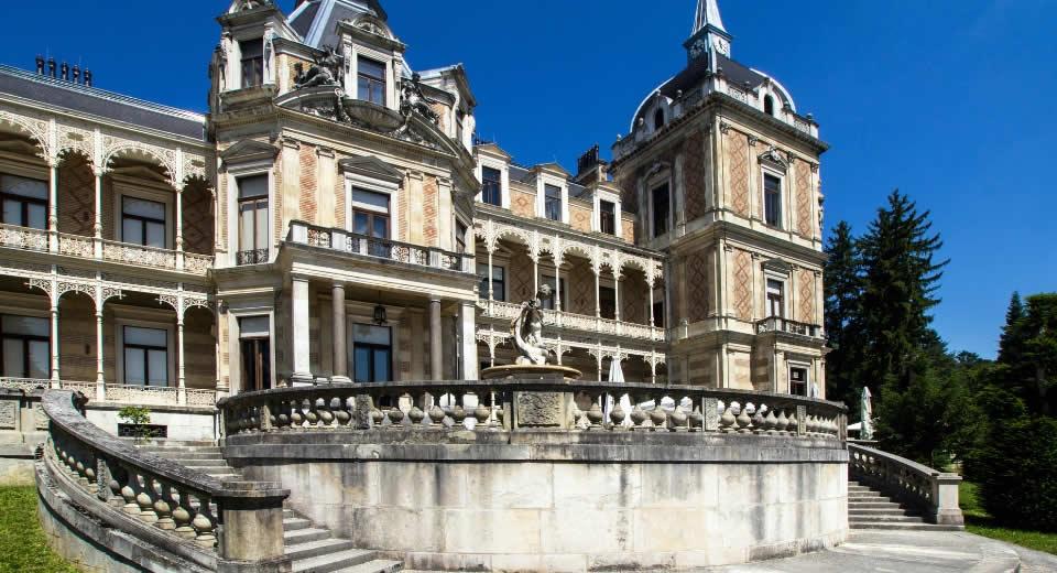 Onbekende bezienswaardigheden Wenen: Hermes Villa | Mooistestedentrips.nl