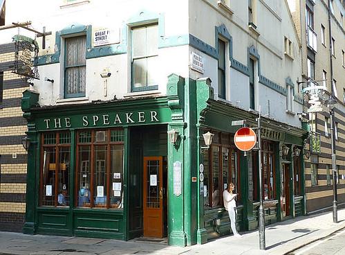 The Speaker, Great Peter Street