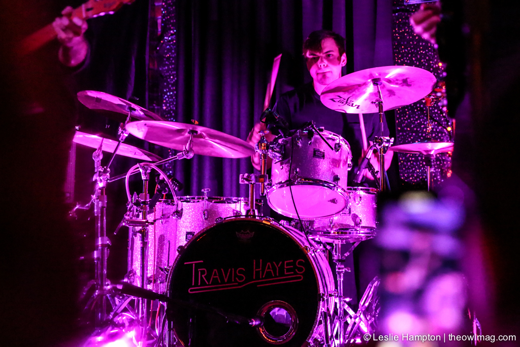 Travis Hayes @ Bottom of the Hill, SF 2/28/2019