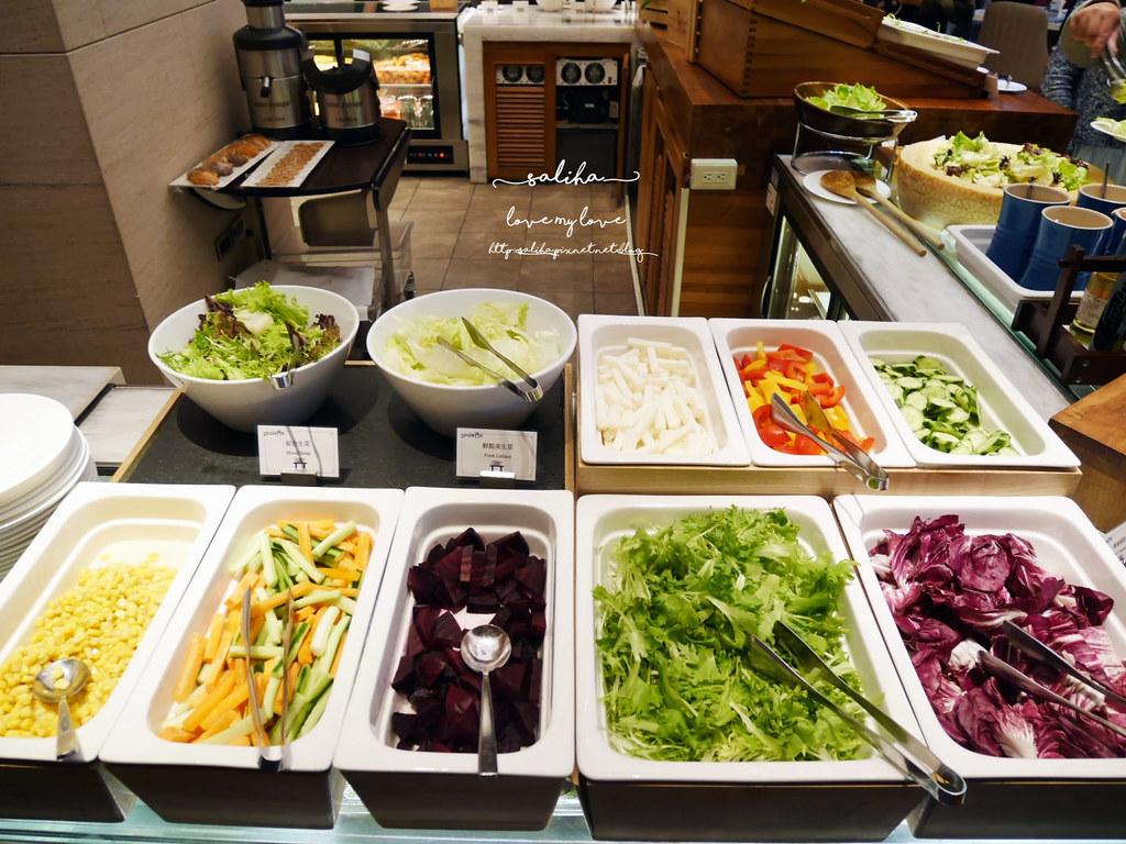 台北大直美福大飯店palette彩匯自助餐廳下午茶吃到飽buffet好吃甜點蛋糕 (2)