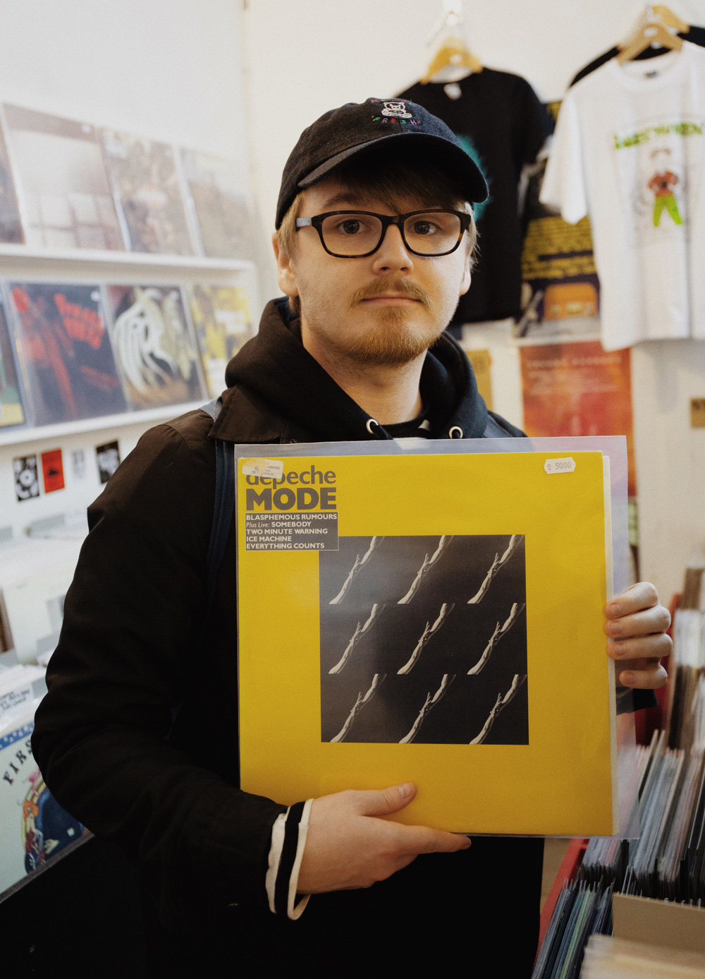 Record Shopping with Wy