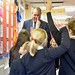 Conor visits St John's School, Moordown flickr image-9