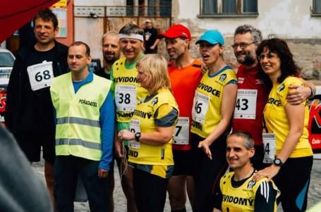 Nevidomý běžec Honza Říha zve na svůj charitativní běh