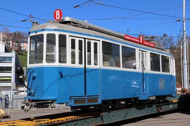 2019-03-28, Zürich, Tram Museum Burgwies