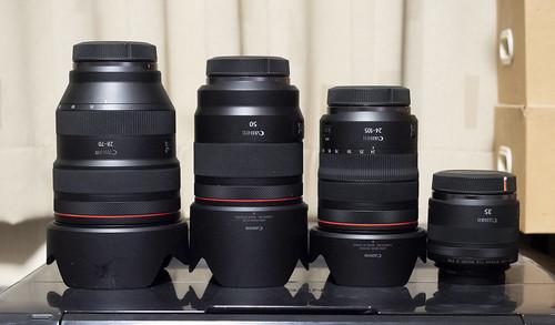 RF Lens all