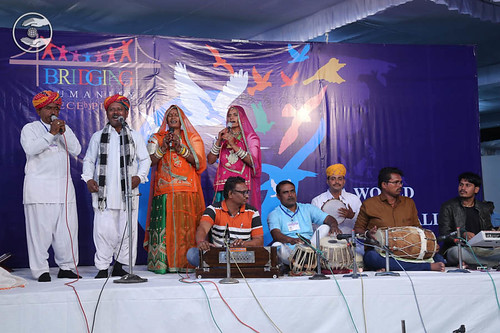 Devotional song by Bhola Ram and Saathi from Barmer RJ