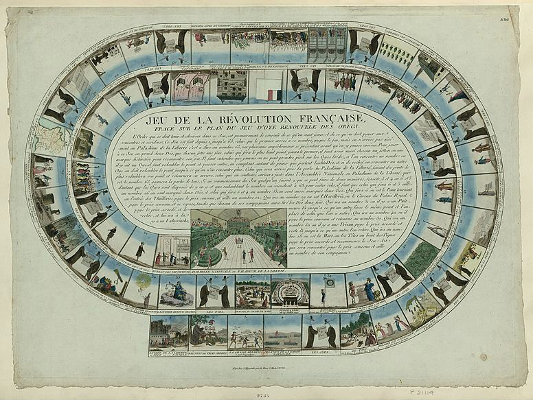 french revolution game