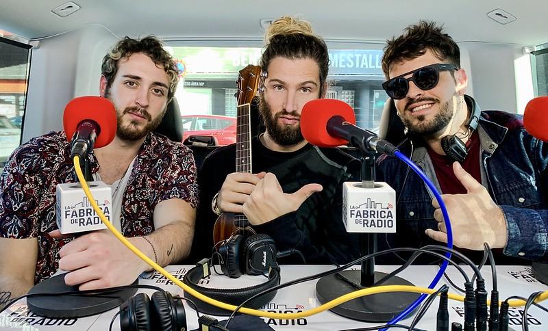 Foto Bombai La Fabrica de Radio paco Cremades Todo ira Bien 2