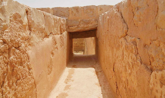 4996 Zubaida Canal – 20 Km long canal built for Hajj pilgrims in 809 A.D 04