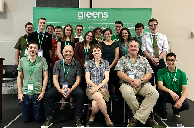 BC Green Party AGM