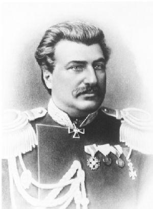 Николай Михайлович Пржевальский