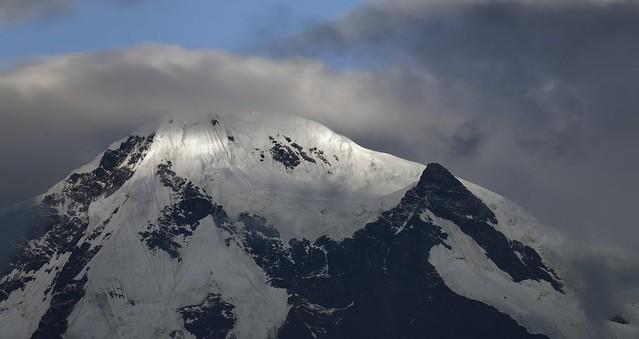 The mountain range of Kawa Karpo, Tibet 2018