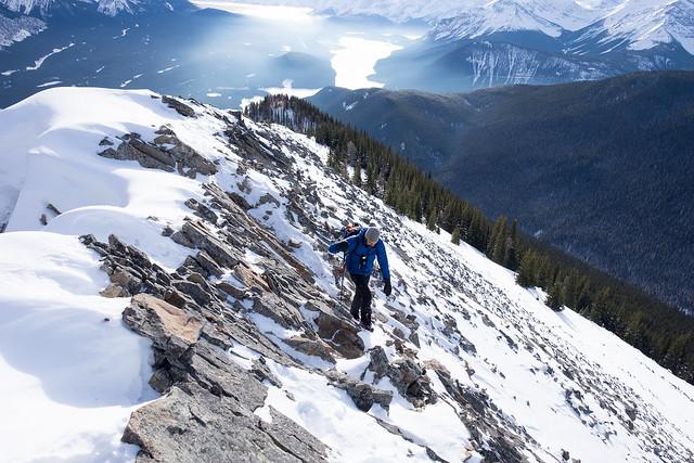 Snowshoeing - Little Lawson - Jan 2019-6