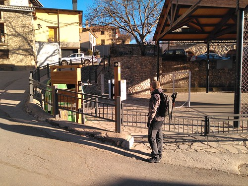 25-Fran paseando por Chía