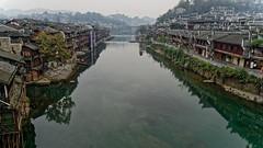 Phoenix ancient town Hunan Fenghuang (Phoenix) Ancient Town, 凤凰古城, #2