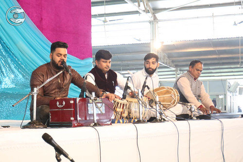 Devotional song by Ashmit Grover from Dwarka Delhi