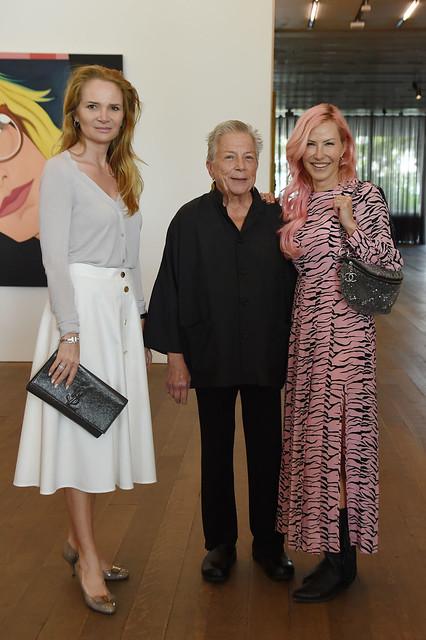 Izabella, Lynn Gelfman, & Alexa Wolman