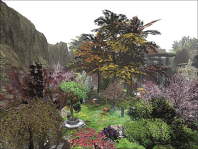 Living Memories Memorial Garden -Live Life As A Prayer for the Living
