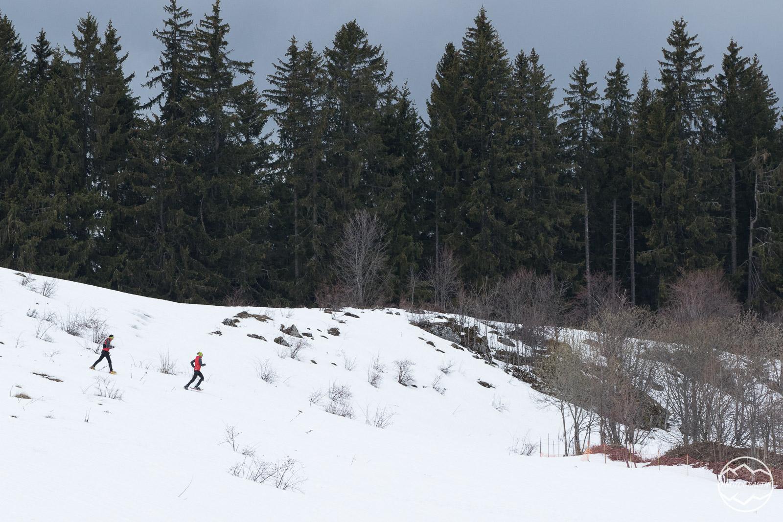 DSN Entrainement Ski Raquettes (83)