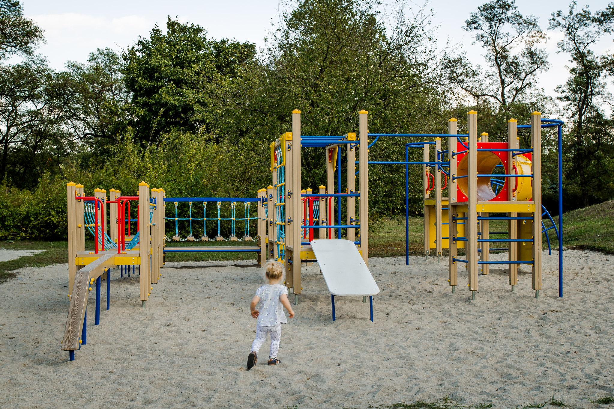 Park Tysiąclecia - Poznań