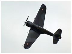 Curtiss H75-C1 Hawk  No82  G-CCVH - Photo of Villeneuve-sur-Auvers