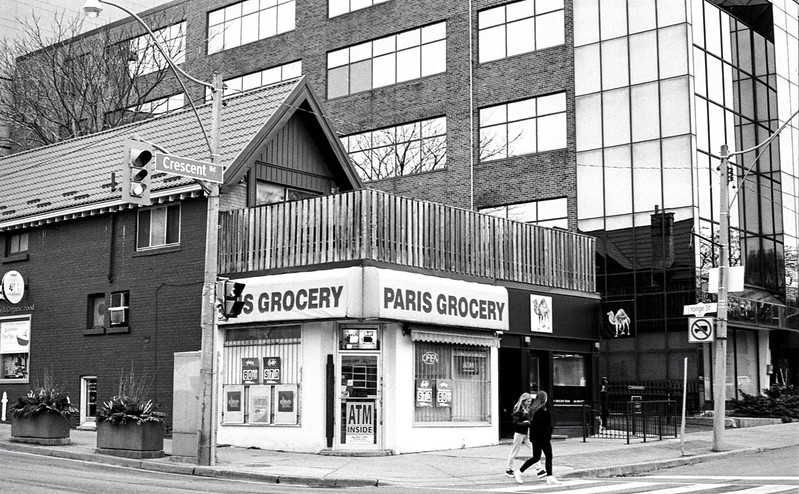 Corner of Paris Grocery