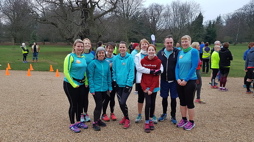 Normanby Hall parkrun #61