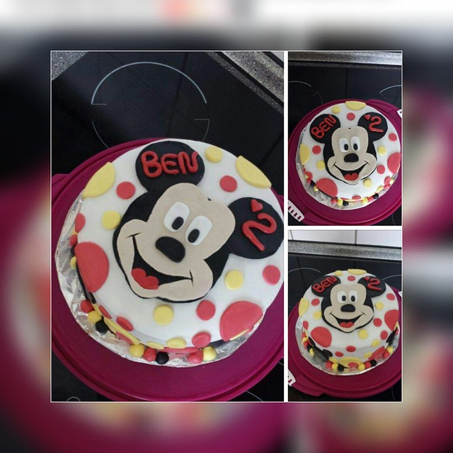 Micky Cake by Shelly