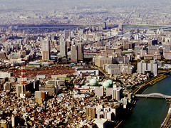 Tokyo from the Skytree 160b