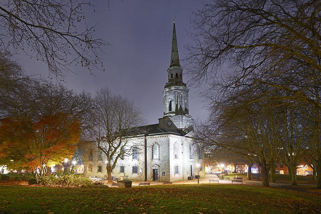 St Paul's, St Paul's Square, Birmingham 24/11/2018