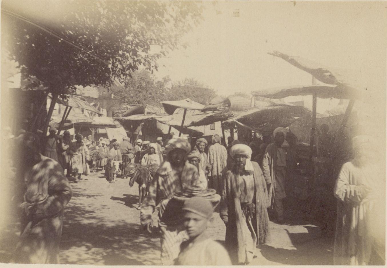 27. Бухара. Мясной базар