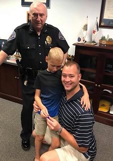 Congratulations SPD Officer Scott Highland
