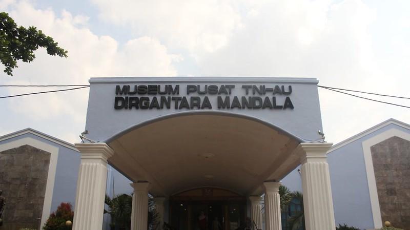 Museum TNI AU Depan
