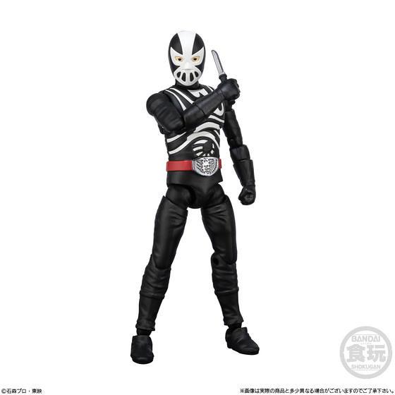 《假面騎士》SHODO掌動VS系列 - 特別彈 「惡之軍團」集結登場!SHODO 仮面ライダーVS 結成!悪の軍団!
