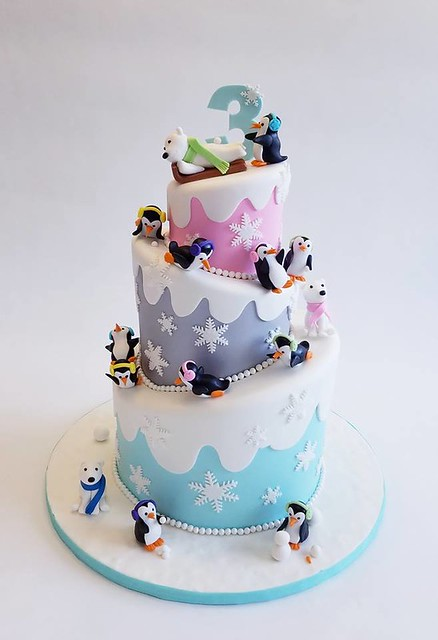 Cake by Hope's Sweet Cakes