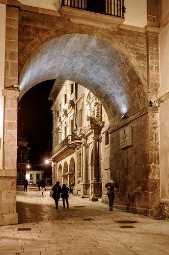 El arco de San Vicente, Oviedo