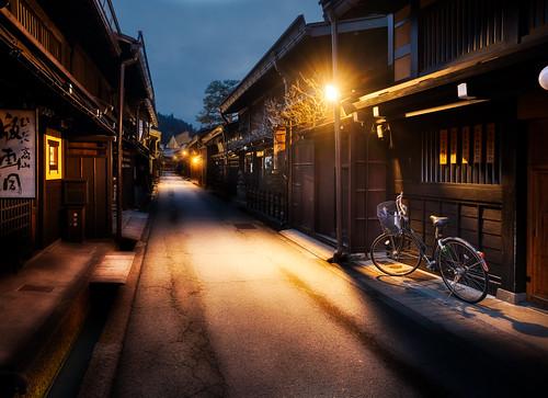 Exploring Takayama