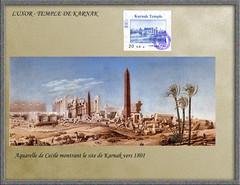1999.10 EGYPTE - LUXOR - Temple de KARNAK