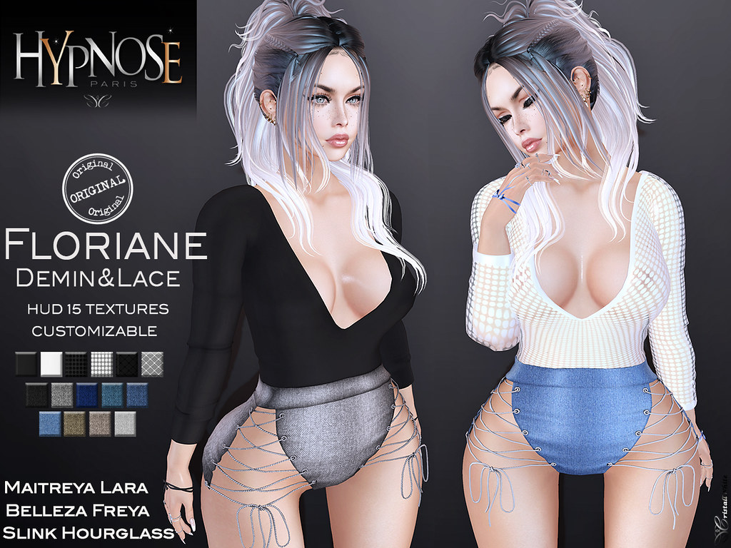 HYPNOSE – FLORIANE DEMIN&LACE
