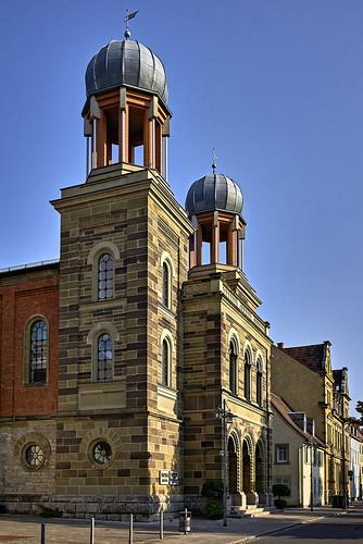 An der Alten Synagoge